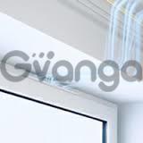 Установка приточно-вентиляционного клапана на металлопластиковые окна
