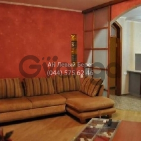 Сдается в аренду квартира 3-ком 100 м² ул. Кошица, 9б, метро Харьковская