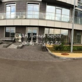 Сдается в аренду офис 115 м² ул. Днепровская Набережная, 14, метро Осокорки