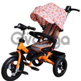 Детский трехколесный велосипед Mini Trike на надувных колесах T400