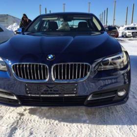 BMW 5er 520d 2.0d AT (190л.с.)