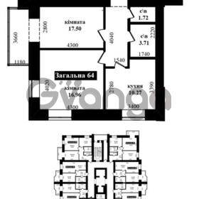 Продаю двухкомнатную квартиру, отдел продаж ЖК Карат
