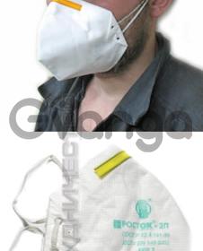 Респиратор Росток противоаэрозольный