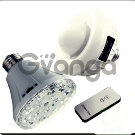 Лампа с пультом и аккумулятором +лампа.