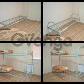 металлические кровати эконом-класса