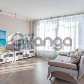 Продается квартира 1-ком 58 м² ул. Ушакова Николая, 1в, метро Академгородок