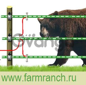 Электропастухи от медведей
