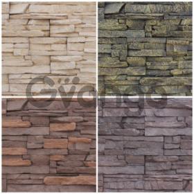 Предлагаем  Широкий  ассортимент  Декоративного - искусственного и природного облицовочного камня.