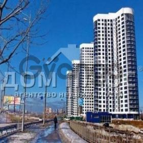 Продается квартира 1-ком 45.5 м² Заречная