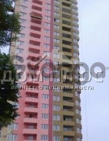 Продается квартира 1-ком 43.5 м² Феодосийская