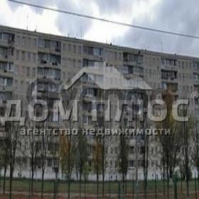 Продается квартира 2-ком 46 м² Курбаса Леся просп
