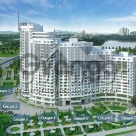 Продается квартира 1-ком 48 м² Героев Сталинграда просп