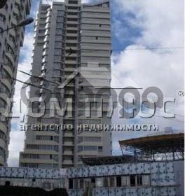Продается квартира 1-ком 60 м² Гетьмана Вадима