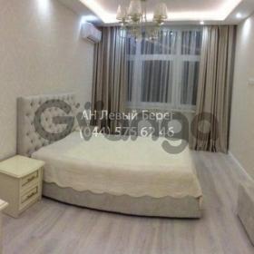 Сдается в аренду квартира 2-ком 90 м² ул. Драгоманова, 40з, метро Позняки