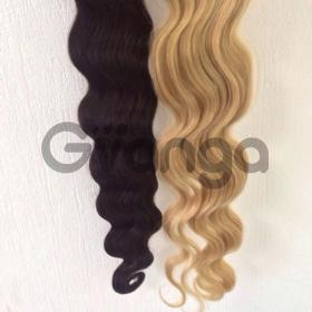 Материалы для наращивания волос.
