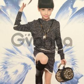 Модный наряд для девочки: Костюм с шортами