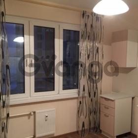 Сдается в аренду квартира 1-ком 38 м² Дунайский Пр.,  14к1, метро Звёздная