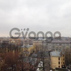 Сдается в аренду квартира 1-ком 42 м² Медиков Пр.,  10к6, метро Петроградская