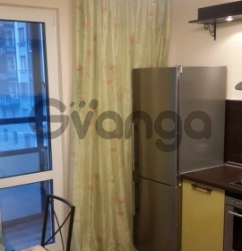 Сдается в аренду квартира 1-ком 36 м² Кушелевская дорога,  3, метро Лесная