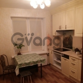 Сдается в аренду квартира 1-ком 34 м² Федора Абрамова Ул.,  18к1, метро Парнас