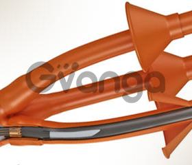 Кабельные термоусаживаемые муфты 3КВТп-10, 3КНТп-10, 3СТп-10
