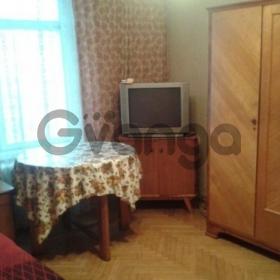 Сдается в аренду комната 2-ком 45 м² Окская,д.32, метро Текстильщики