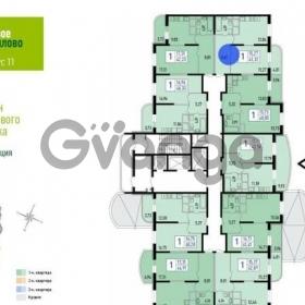 Продается квартира 1-ком 44 м² 3882,д.3