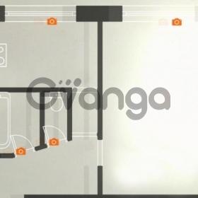 Сдается в аренду квартира 1-ком Будапештская Ул.,  10к2, метро Международная