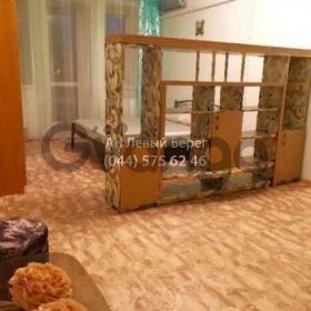 Сдается в аренду квартира 1-ком 64 м² ул. Голосеевская, 13, метро Голосеевская