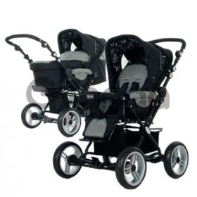 Универсальная коляска 2 в 1 ABC Design PRAMY LUXE