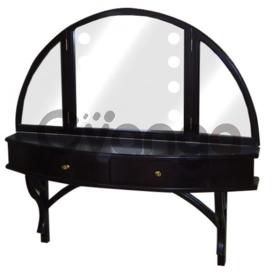 Трюмо (парящее) ЖЕМЧУЖИНА ШАХ СОФИ, мебель для макияжа.