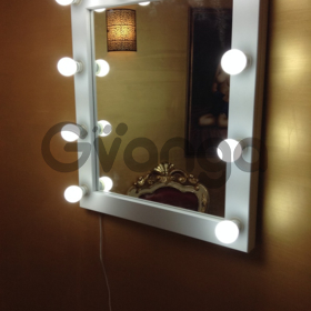 Гримерное зеркало Опал