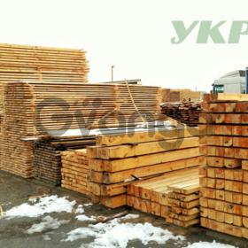 Лес строительный, пиломатериалы