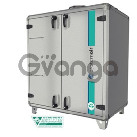 Systemair TOPVEX TX03 HWL-R AHU-C