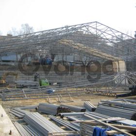 ООО «АЛЕКСАНДРиЯ» Быстровозводимые здания из металлоконструкций