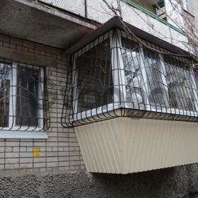 """Отделка балконов и лоджий """"Броневик"""" Днепропетровск."""