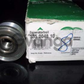 Шкив генератора 535004810 iNA NISSAN Opel