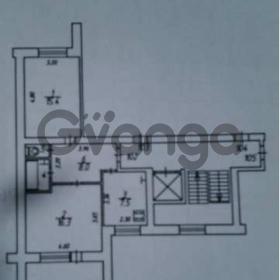Продается квартира 2-ком 51.1 м² Моторостроителей бульвар
