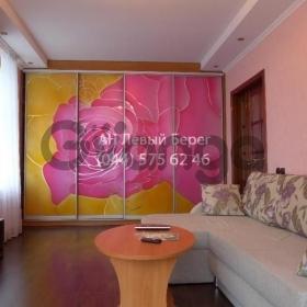 Сдается в аренду квартира 1-ком 56 м² ул. Днепровская Набережная, 26, метро Осокорки
