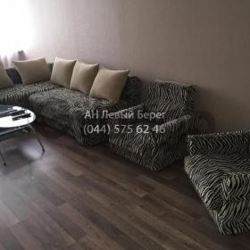 Сдается в аренду квартира 2-ком 76 м² ул. Ахматовой Анны, 22, метро Позняки