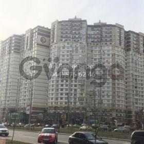 Продается квартира 1-ком 49 м² ул. Ахматовой Анны, 22, метро Позняки