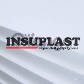 Пенопласт белый (White) 14 кг/м3 Insuplast для Сип(Sip) панелей, EPS-14, ПСБ-С-25, 1200x2800мм