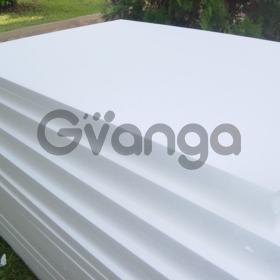 Пенопласт белый (White) 12 кг/м3 Insuplast для Сип(Sip) панелей, EPS-12, ПСБ-С-25, 1200x2800мм