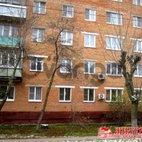 Продается квартира 4-ком 60 м² Выставкина, кирпичный