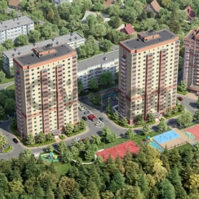 Продается квартира 1-ком 41 м² Красная, 14