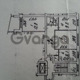 Продается квартира 3-ком 63 м² 1-й, 2