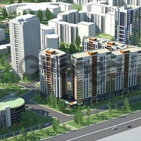 Продается квартира 1-ком 34 м² Маршала Блюхера пр., д.5 - 7