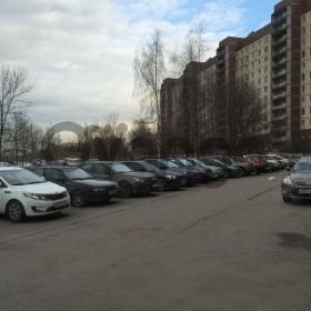 Сдается в аренду квартира 1-ком Рыбацкий проспект, 47, метро Рыбацкое