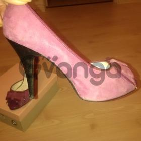 кожанные туфли продам