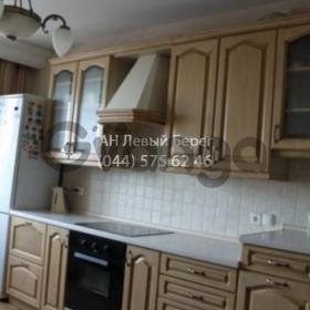 Сдается в аренду квартира 3-ком 94 м² ул. Драгоманова, 1д, метро Позняки
